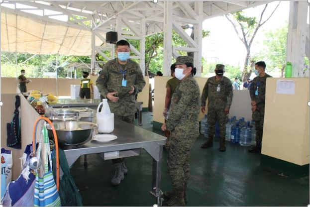 1LSG, ASCOM, PA- ASCOM Activates Field Services for Army Frontliners During  COVID-19 Pandemic Outbreak