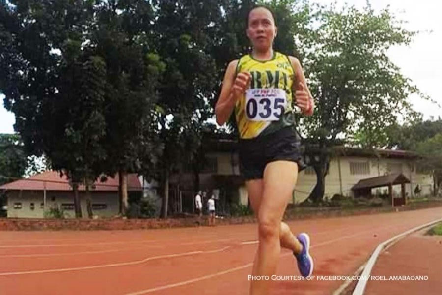 Army soldier athletes among the top runners In Indonesian International Marathon
